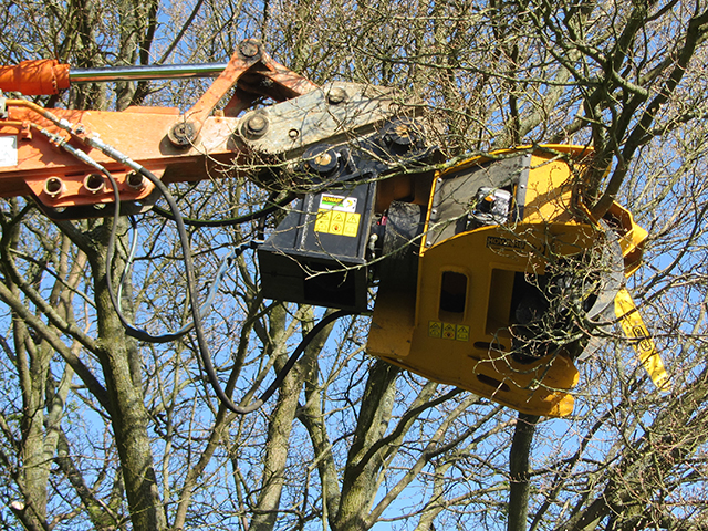Ditching & Hedge Cutting | Agricultural Contracting | FGS Agri